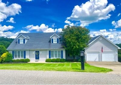 Catlettsburg Single Family Home For Sale: 15934 Lone Oak Drive