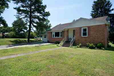 Greenup County Single Family Home For Sale: 213 Rice Avenue