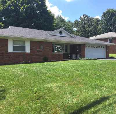 Greenup County Single Family Home For Sale: 240 Robin Road