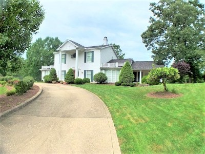 Ashland Single Family Home For Sale: 4732 Southern Hills Drive