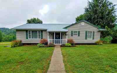 Greenup County Single Family Home For Sale: 3275 Laurel Road