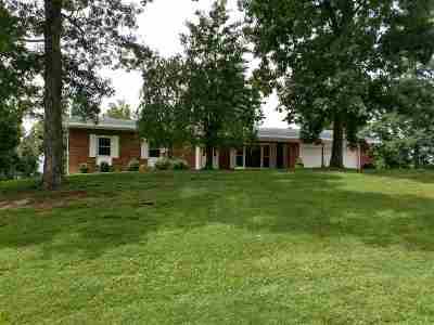 Catlettsburg Single Family Home For Sale: 4211 Blue Ribbon Lane