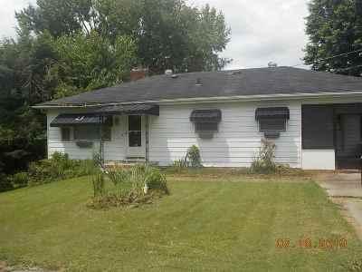Ashland Single Family Home For Sale: 2714 Lincoln Avenue