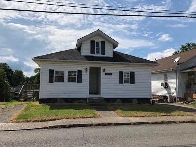 Ashland Single Family Home For Sale: 2025 Belmont Street