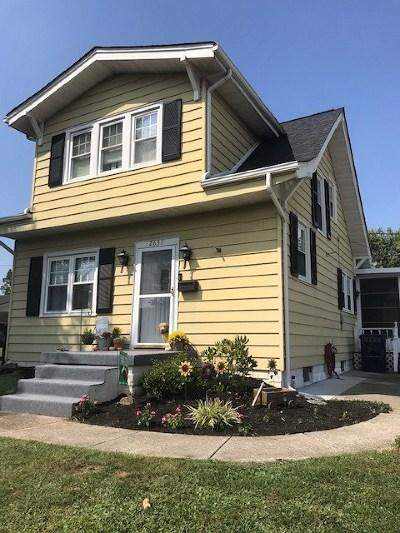 Ashland Single Family Home Active-New: 2637 Iroquois Avenue