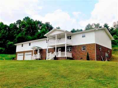 Catlettsburg Single Family Home For Sale: 1122 Carty Drive
