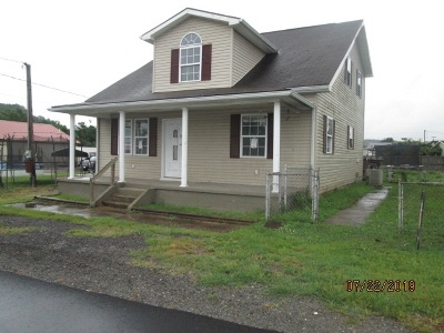 Greenup County Single Family Home Active-New: 404 W Street Street