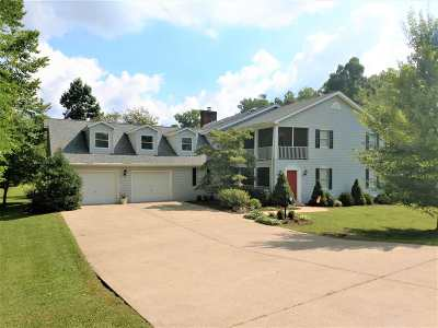Greenup County Single Family Home For Sale: 100 Partridge Drive