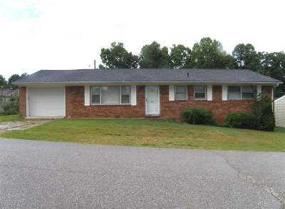 Greenup County Single Family Home Active-Back On Market: 903 Mary Sue Drive
