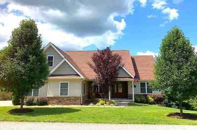 Ashland Single Family Home For Sale: 5015 Kildee Drive