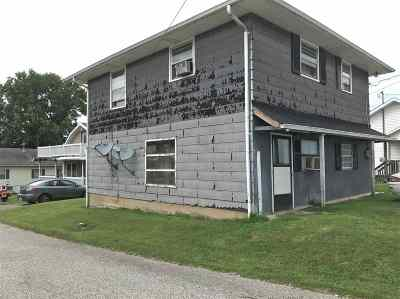 Greenup County Multi Family Home Pending-Continue To Show: 645 Mullins Street