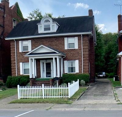 Ashland Single Family Home For Sale: 1416 Central Avenue