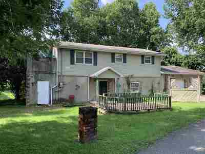 Ashland Single Family Home For Sale: 416 Mary Lewis Dr