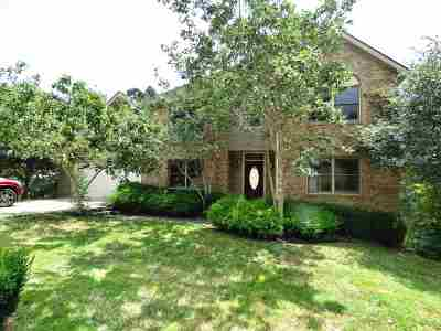 Flatwoods Single Family Home For Sale: 3030 Fox Ridge Court