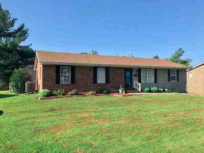 Greenup County Single Family Home For Sale: 1017 McCloud Drive