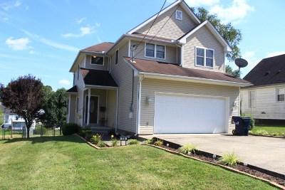 Ashland Single Family Home For Sale: 2434 Lincoln Avenue