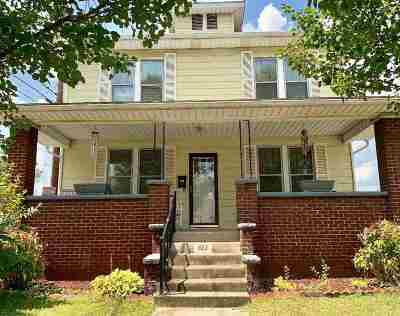 Lawrence County Single Family Home Pending-Continue To Show: 613 Heplar Street