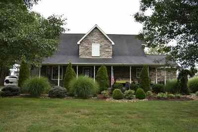 Carter County Single Family Home For Sale: 273 Riverbend Way