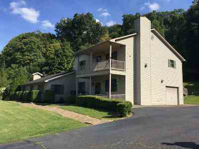 Greenup County Single Family Home For Sale: 4947 St Rt 2070