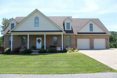 Catlettsburg Single Family Home For Sale: 1008 Cedar Point Circle