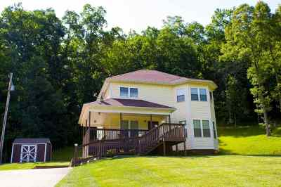 Ashland Single Family Home For Sale: 594 Stephens Meade Rd.