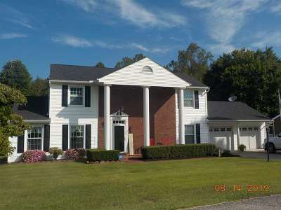 Greenup County Single Family Home For Sale: 1029 Brentwood Drive