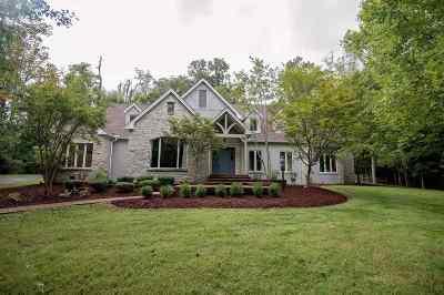 Ashland Single Family Home For Sale: 3 Kenton Furnace Drive