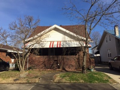 Russell Single Family Home For Sale: 208 Etna Street