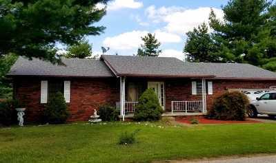 Raceland Single Family Home For Sale: 1165 Ackison