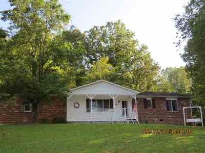 Raceland Single Family Home For Sale: 207 Hillview Drive