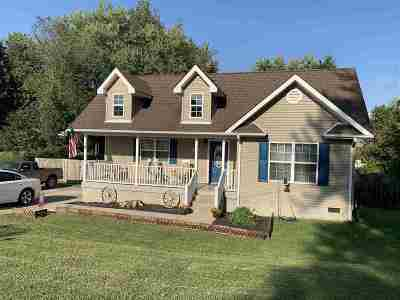 Ashland Single Family Home For Sale: 353 Long Street