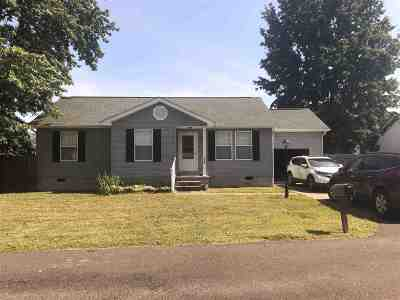 Louisa KY Single Family Home For Sale: $100,000