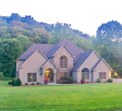 Ashland Single Family Home For Sale: 3412 Boy Scout Road