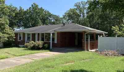 Ashland Single Family Home For Sale: 4790 Sherwood Drive
