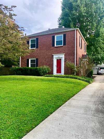 Ashland Single Family Home For Sale: 2612 Virginia Avenue