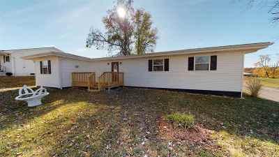 Raceland Single Family Home For Sale: 21 Bellefonte Rd