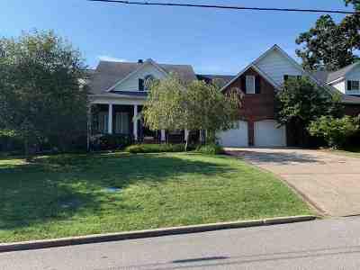 Ashland Single Family Home For Sale: 1727 Beverly Blvd