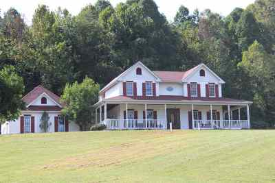 Catlettsburg Single Family Home For Sale: 32000 Us Route 23