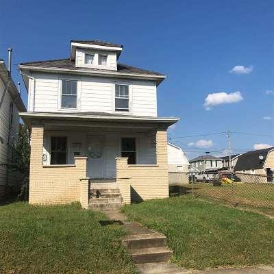 Ashland Single Family Home For Sale: 3219 Hampton Street