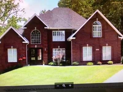Ashland Single Family Home For Sale: 1257 Ivy Creek Road