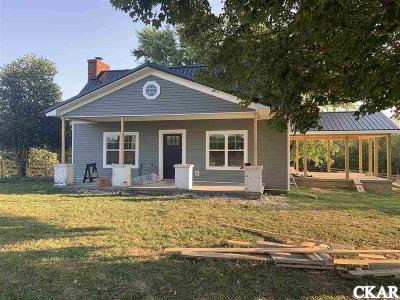 Casey County Single Family Home For Sale: 2635 Possum Trot