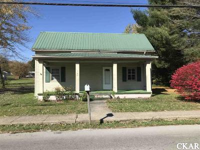Casey County Single Family Home For Sale: 367 Hustonville St.