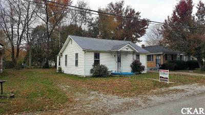 Casey County Single Family Home For Sale: 349 Wolford Ave.