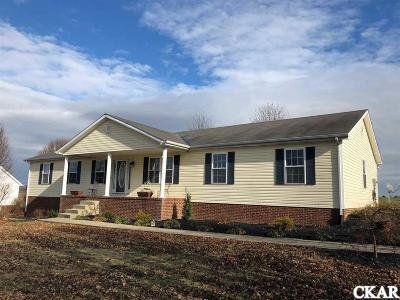 Garrard County Single Family Home For Sale: 119 Country Lane
