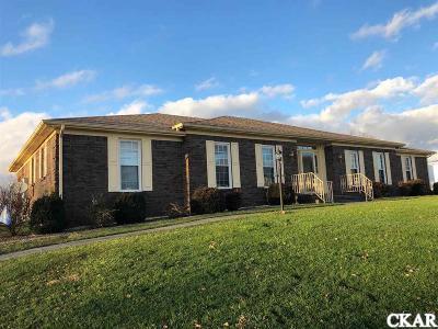 Garrard County Multi Family Home For Sale: 166 Ledford Lane