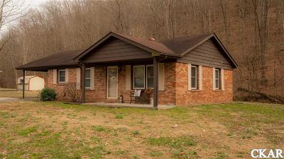 Casey County Single Family Home For Sale: 36 Segal Wesley Dr.