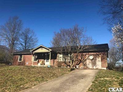 Garrard County Single Family Home For Sale: 455 Oak Drive