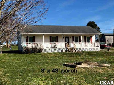 Lincoln County Single Family Home For Sale: 281 Hwy 3248