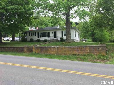 Boyle County Single Family Home For Sale: 6460 Alum Springs Rd.