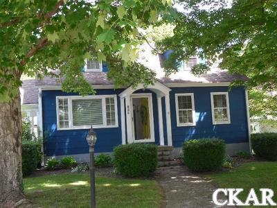 Boyle County Single Family Home For Sale: 625 E Main Street